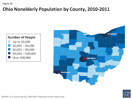Ohio Map By County by The Ohio Health Care Landscape The Henry J Kaiser Family Foundation