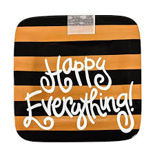 coton colors happy everything platter coton colors happy everything mini platter camel stripe ebay