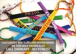 Customized Name Bracelets Customized Name Bracelet In Bhandup Indl Est Panna Lal Bhandup