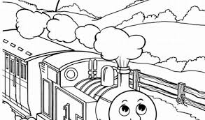 thomas train coloring pages 48067