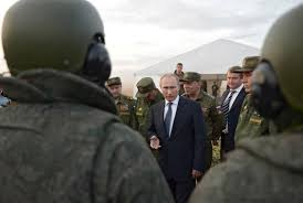 vladimir putin military how big is the russian army putin wants a million troops in his