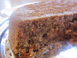 chef tess bakeresse healthy carrot cake cooked in a slow cooker