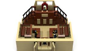 lego ideas justice courtroom