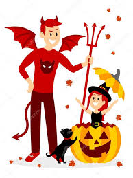 halloween clipart witch playing hide and seek with big brother on halloween clipart