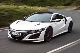 sport cars 2017 honda nsx review 2017 autocar
