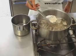 blanchir en cuisine blanchir de la viande webtv hôtellerie restauration et métiers