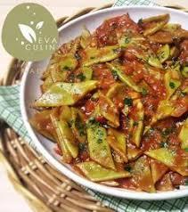 comment cuisiner les haricots plats cette recette de haricots plats à l huile d olive et tomates à la