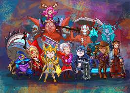 Mobile Legends Mobile Legends By Saitoni On Deviantart