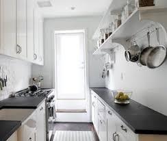 narrow galley kitchen design ideas tremendeous 16 gorgeous galley kitchens kitchen design hanging pots