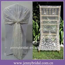 Chair Sashes Wedding C122e Jenny Bridal Fancy Lace Chair Wrap Lace Chair Sash Lace