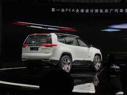 jeep grand wagoneer concept jeep yuntu concept is china u0027s wagoneer of sorts