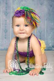 mardi gras headbands mardi gras purple green gold feather bead headband the