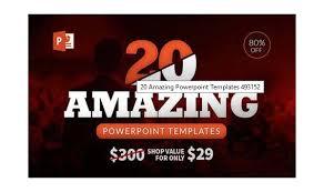 20 amazing powerpoint templates latest im training courses