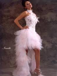 robe de mari e reims robe de mariée fee clochette avec sa jupe modulable courte pour le