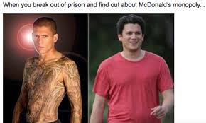 Fat Joe Meme - prison break star wentworth miller says he was suicidal at the time