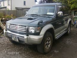 pajero mitsubishi avrilokelly1995 1995 mitsubishi pajero specs photos modification