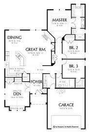 3 bedroom bungalow floor plan surprising 3 bedroom bungalow house plans with garage images