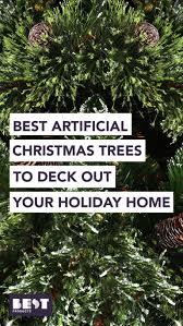 best artificial christmas trees 11 best artificial christmas trees for 2018 fake christmas trees