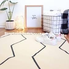 nordic decor minimalist rug nordic decorchristmas gifts ideasnordic