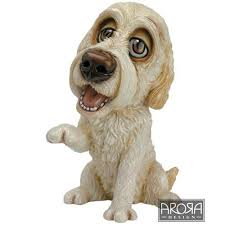 paws bouncer the labradoodle ornament co uk
