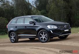 volvo xc60 2015 interior 2015 volvo xc60 t5 luxury review video performancedrive