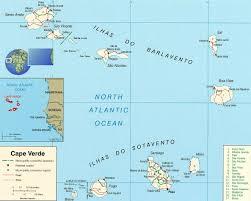cape verde map world cape verde africa map cape verde africa mappery