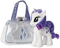 my pony purse world my pony rarity cutie carrier