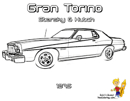 macho muscle car printables free muscle car coloring rod