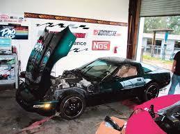 corvette performance upgrades 1996 corvette lt1 engine buildup magazine