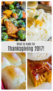 what you should make for thanksgiving the food charlatan
