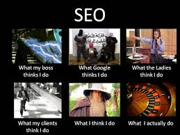 What They Think I Do Meme - seo what they think i do what i actually do what people think