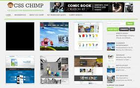 39 behind the scenes website awards and web design galleries to