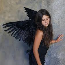Crow Halloween Costume Mocking Bird Feather Wings 40 24 Product Sku Wg55 Availability