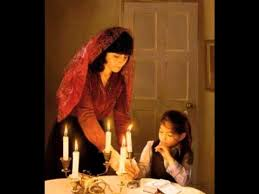 sabbath candles shabbat blessing