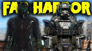Fallout Clothes For Sale Fallout 4 Far Harbor Dlc Full Assault Marine Armor Set Location