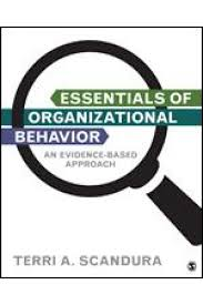 test bank for essentials of organizational behavior an evidence