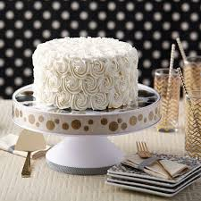 wedding cake roses white rosette wedding cake wilton