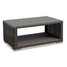 coffee table wicker coffee table home design by john outdoor