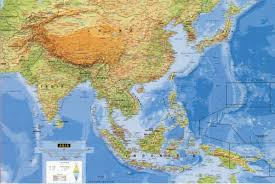 Asia Maps by Asia Wall Maps U2013 World Map Weltkarte Peta Dunia Mapa Del Mundo
