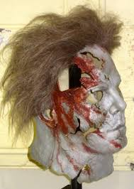 Halloween Remake 2 by Evilsmellyclown Almost All My Myers Masks