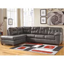 Peyton Leather Sofa Sofa Sleeper Sectional