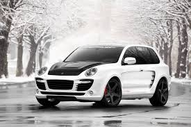 porsche cayenne matte grey gallery photos topcar