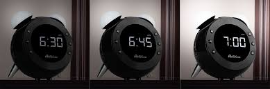 best light up alarm clock retro alarm clock radio with motion activated night light and snooze