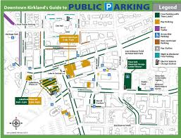 Downtown Seattle Map by Parking Map Downtown Kirkland Kirkland Pinterest