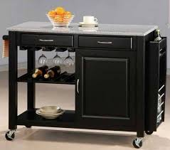 The  Best Kitchen Carts On Wheels Ideas On Pinterest Mobile - Mobile kitchen cabinet