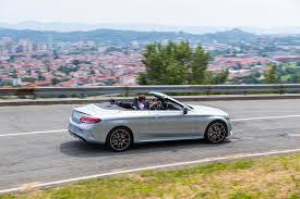 audi convertible 2006 2017 mercedes benz c class cabriolet first drive review