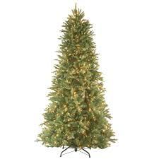 Barcana Christmas Trees by National Tree Company 6 5 Ft Tiffany Fir Slim Artificial