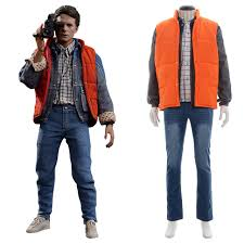 marty mcfly costume aliexpress buy back to the future marty mcfly costume