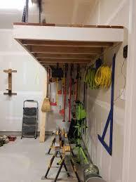 overhead garage storage solutions garage storage construction overhead garage storage solutions