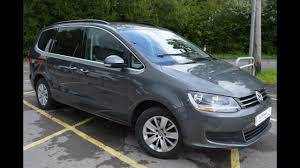 2013 vw volkswagen sharan se 2 0 tdi 140ps manual 7 seater